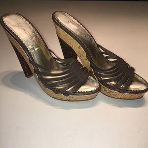 Colin Stuart High Heel Sandals